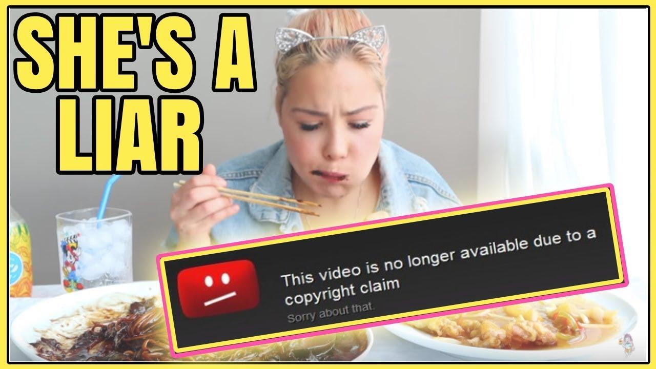 Veronica Wang Is A Liar False Copyright Claims Shookbang Youtube She has become a youtube phenomenon. veronica wang is a liar false copyright claims shookbang