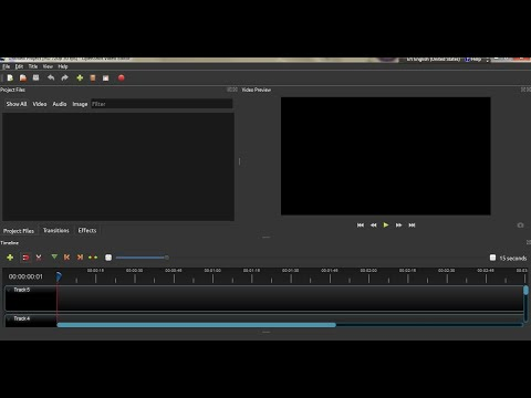 Open Shot Video Editor Language Settings / How To Change The Language In Any Application / Tutorial