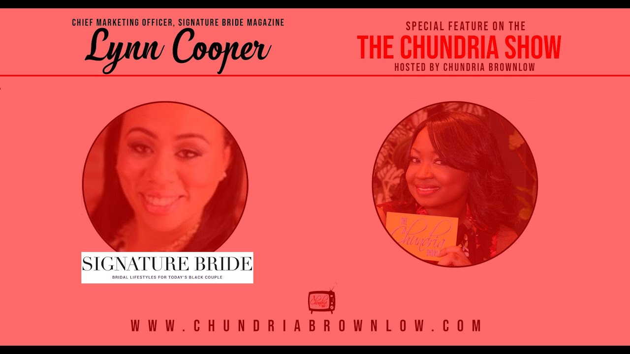 CMO Lynn Cooper Talks About Signature Bride Magazine's Love Conquers All Wedding Giveaway