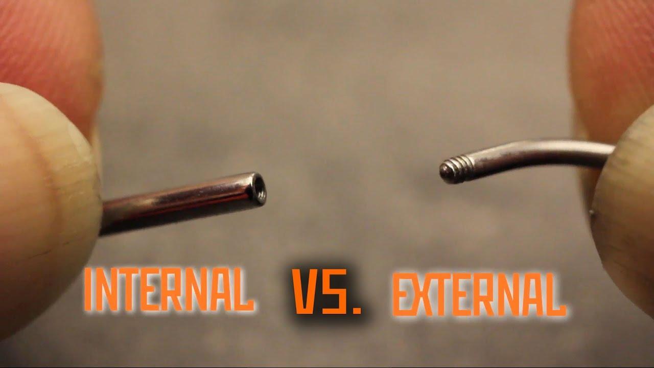 Internal Versus External Threading- THE MODIFIED WORLD ...