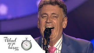 Sefcet Hamidovic - Ja sam covjek od meraka - (live) - Nikad nije kasno - EM 29 - 10.05.16.