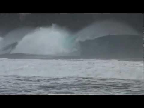 Hawaii Heavy Barrell Big Island Spot
