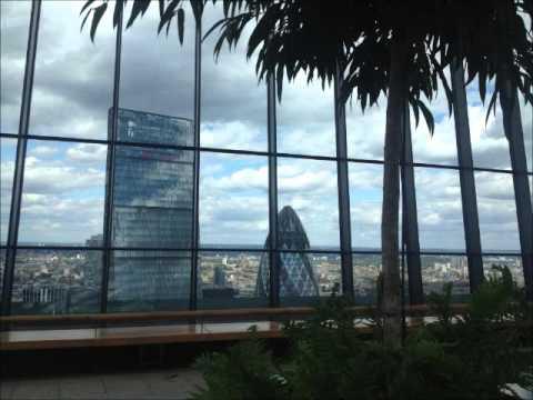 Sky Garden London top travel tip