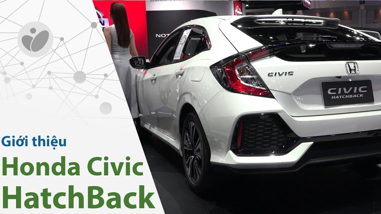 Xe.Tinhte.vn [BIMS-2017] Honda Civic Hatchback 2017 - đẹp và ngầu