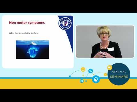 PHARMAC seminar: Movement disorders and Parkinson's update, 2b of 5 non motor symptoms