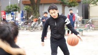 バスケで子供たちと遊んであげるだけの動画 thumbnail