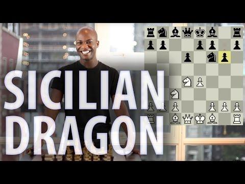 Chess openings - Sicilian Dragon