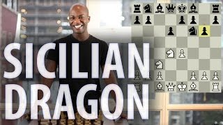 chess openings sicilian dragon