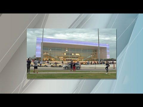 Informe de la JUTEP sobre Antel Arena
