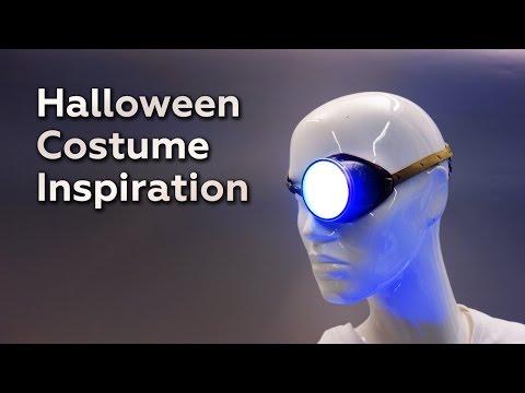 1 min Project: Halloween Costume