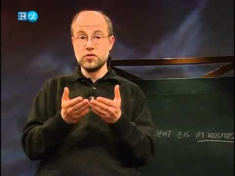 Alpha Centauri - Wie entsteht Eis im Kosmos - Folge 95