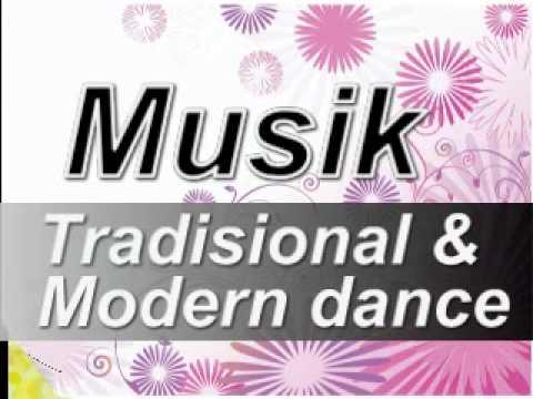 Musik Perpaduan Tarian Tradisional & Modern