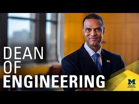 Meet Alec Gallimore | Robert J. Vlasic Dean of Engineering | Michigan Engineering