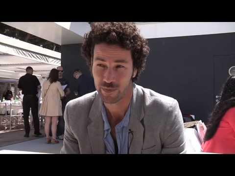 SALVO - Itw Saleh Bakri (actor) - 52nd Semaine de la Critique