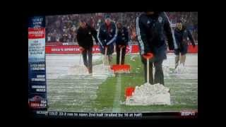 Fifa World Cup Qualifiers USA vs Costa Rica in a Snow Storm!!