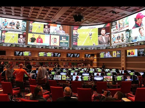 Newly-renovated Wynn Las Vegas sportsbook combines excitement, technology and - of course - luxury
