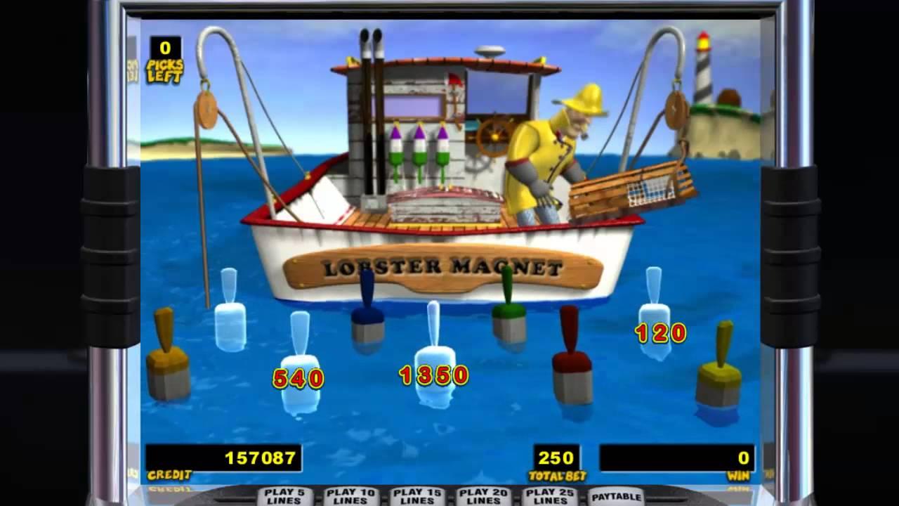 IGT Slots: Lucky Larrys Lobstermania