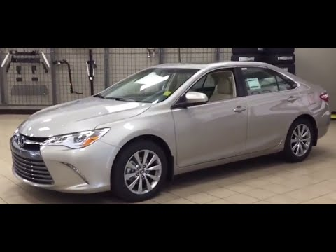 2016 Toyota Camry Xle Review
