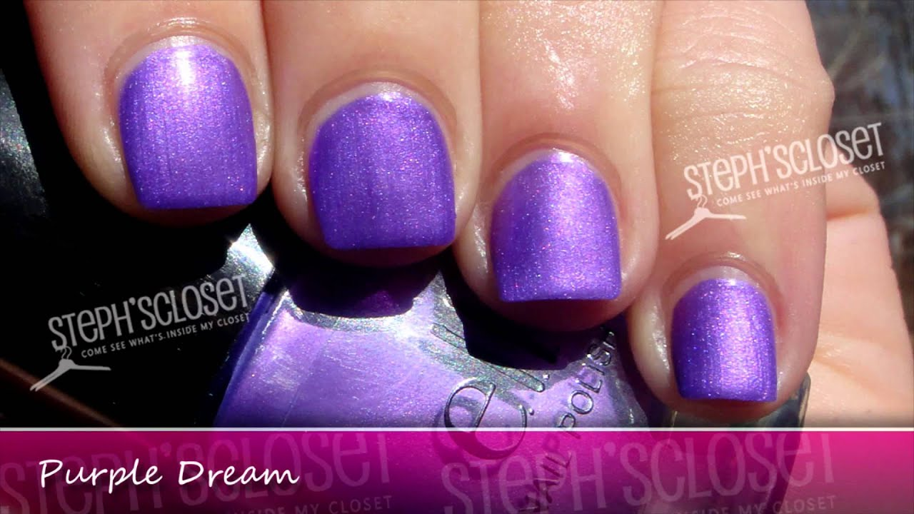 Elf Cosmetics Spring 2011 Nail Polish Colors