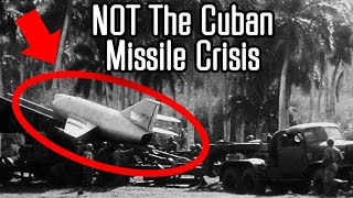 NOT the Cuban Missile Crisis: The Other Secret Nuclear Rockets in America's Backyard