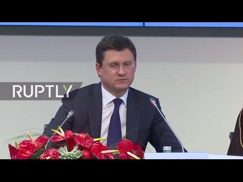 LIVE: Novak and Saudi Energy Minister Khalid al-Falih talk to press in Vienna
