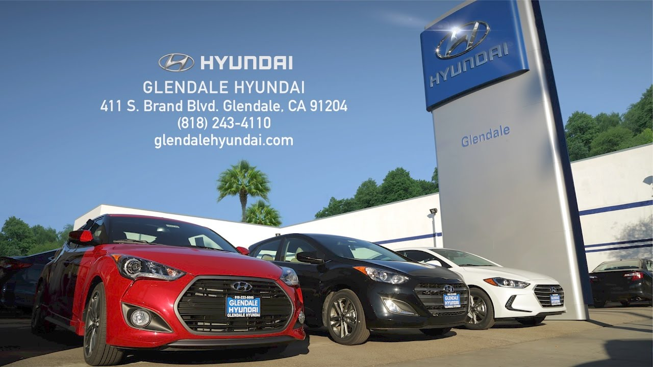Glendale Hyundai Tv Commercial
