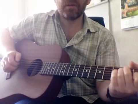 Alison Elvis Costello Cover With Chords And Lyrics Youtube