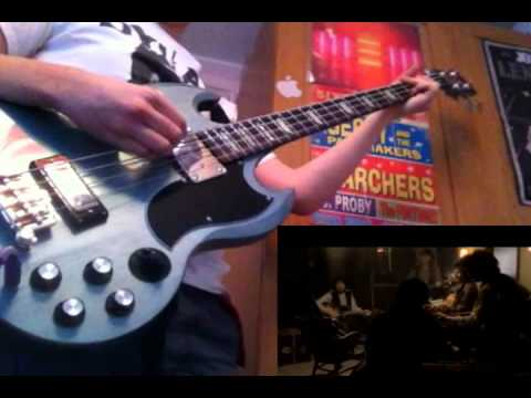 The Traveling Wilburys End Of The Line Bass Cover Youtube