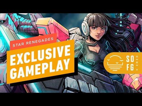 Новинка в Game Pass: игра Star Renegades попала в подписку для PC сразу после релиза