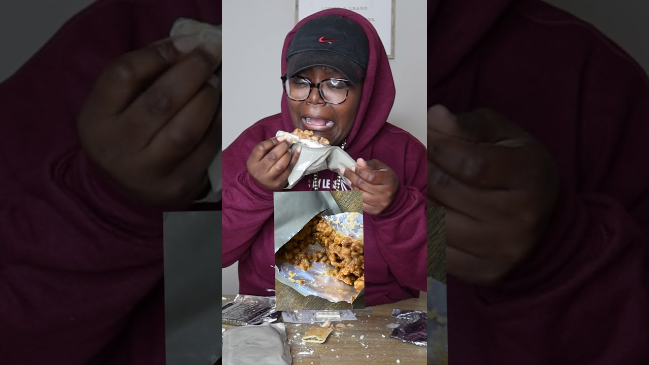 Download MRE: Eating Army Foods (foods in the army MRE)