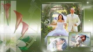Свадьба изумрудная