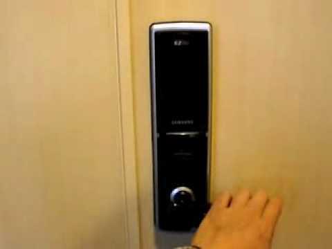 Samsung Shs5120 Door Lock Youtube