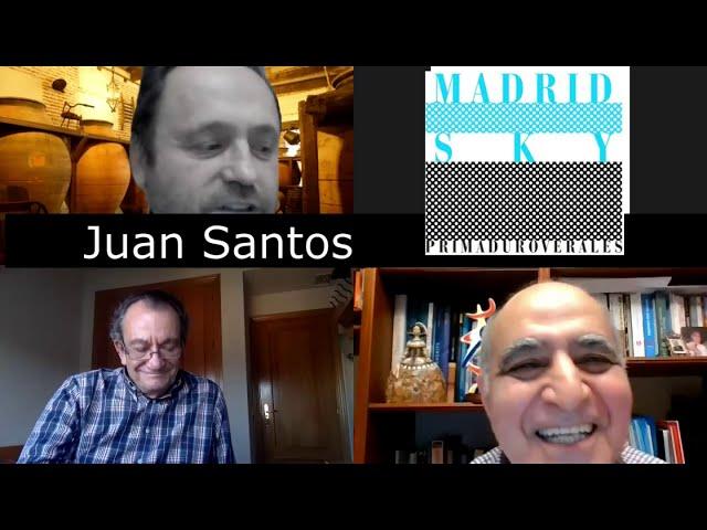 Entrevista a Antón Alonso, Director y Editor de la Revista Vinos y Caminos