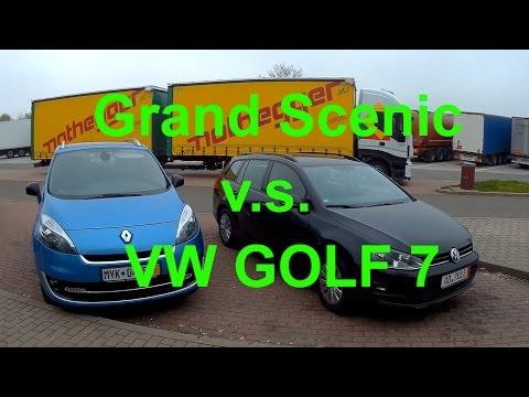 Grand Scenic i Golf 7 приїхали в Україну!