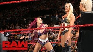 Sasha Banks wants her rematch against Charlotte: Raw, Sept. 26, 2016 thumbnail