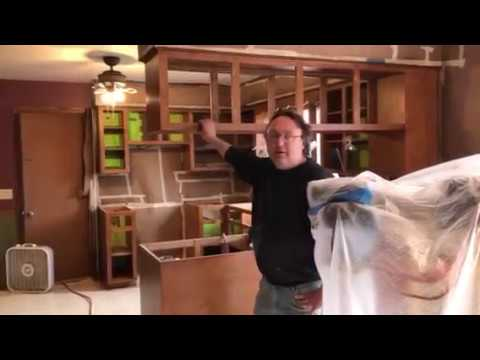 refinishing maple kitchen cabinets in comstock park ...