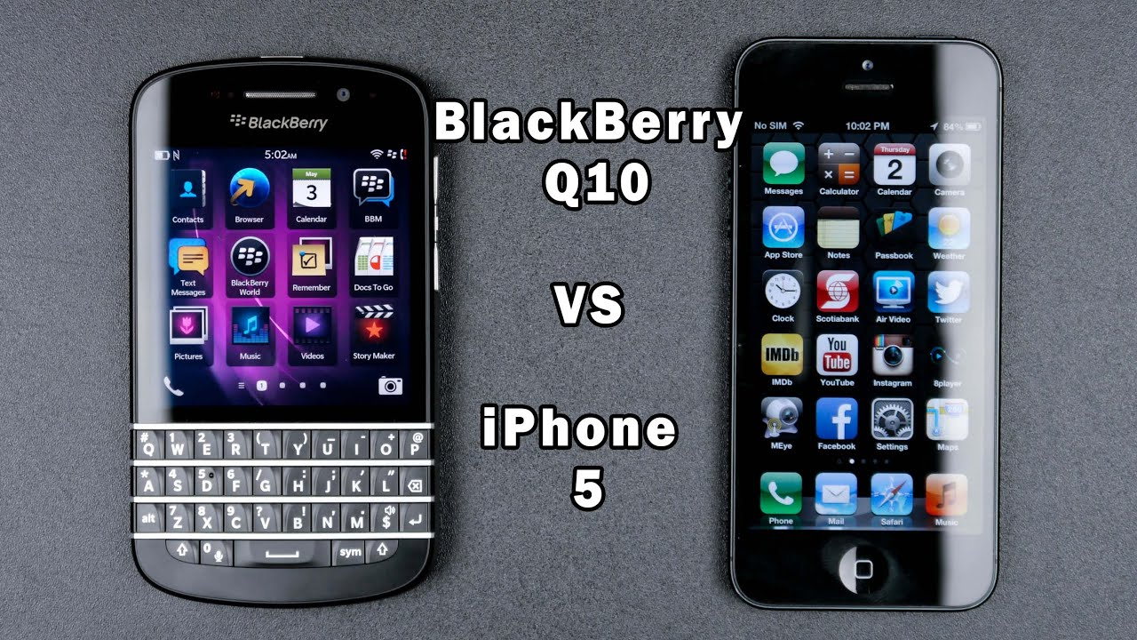 iphone q10 blackberry q10 vs iphone 5 in depth comparison