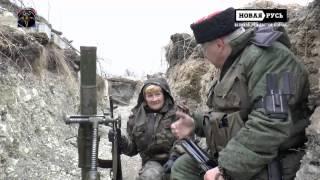 Война в Донецкой Народной Республики Бои Ополченцев ATO in Ukraine