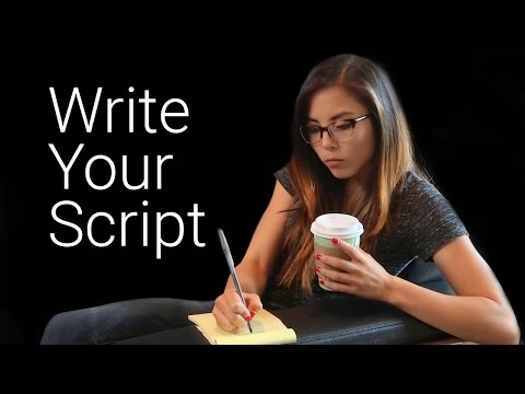 Convert your story to a script ft. Anna Akana