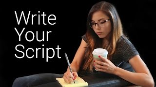 Convert Your Story Idea Into a Script (ft. Anna Akana)(Anna Akana share some great ways that you can turn your story into a script. For more on script writing: goo.gl/kGuoK7 Lesson Intro: 00:00 – 00:37 Part 1: ..., 2015-04-14T10:49:40.000Z)
