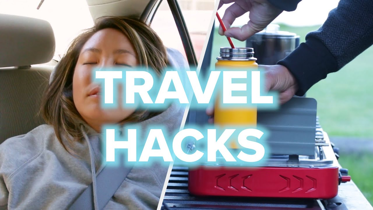 Super Useful Travel Hacks For Your Next Trip
