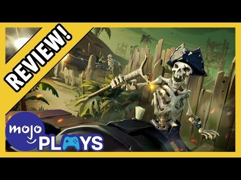 Sea of Thieves Video Review!