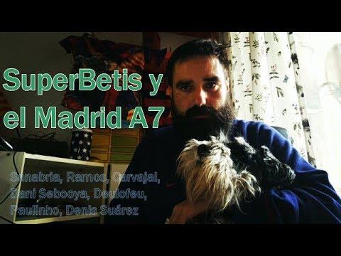 Betis marca en el 93 y el Madrid a 7 puntos   Pitos a Deulofeu   Paulinho Semedo Denis nuevos ídolos