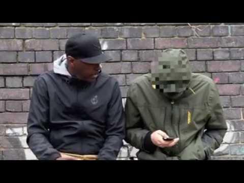 London Drug dealer reveals the shocking truth kids pushing drugs