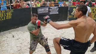 MALUKO VS SMOKE MMA ALTERNATE ANGLES