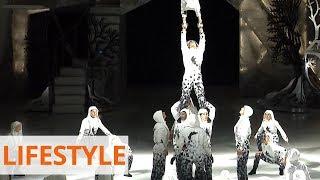 Акробатика и фигурное катание что покажет Цирк дю Солей в Киеве