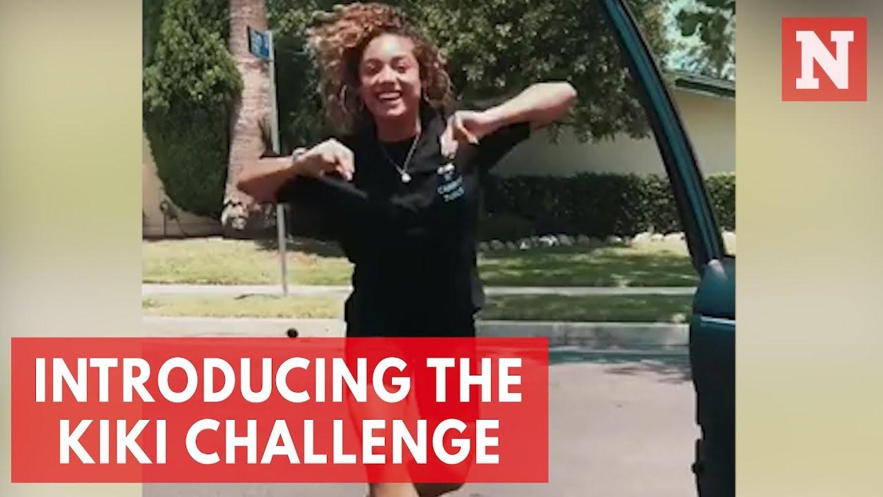What Is The Kiki Challenge Youtube