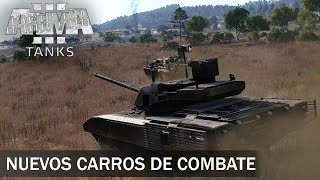 ARMA 3 - DLC Tanks | A los carros de combate [Gameplay español]