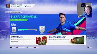 PREMIER LEAGUE TOTS! FUT CHAMPS Weekend League FIFA 19 (Livestream)