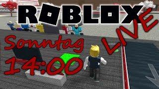 Morgen um 14:00 ROBLOX Livestream mit PixelLP